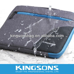 2014 fashion waterproof shoulder bag for tablet