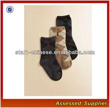 Custom Design Children Soft Footed Sock