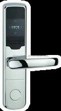 top security electronic magnetic card door lock
