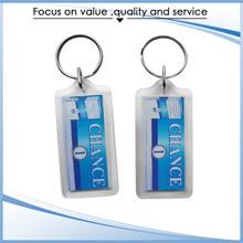 Acrylic Oem Customized eye popping keychain