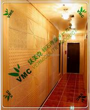 Panel acústico vermiculita material de insonorización para el interior