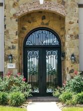Iron door iron gate design iron door pictures for homes