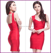Young girls graduate dancing party red and short sweet 16 dresses