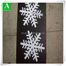 Five-Axis CNC engraved plastic indoor decoration products for christmas