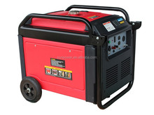 Ce / EPA / CARB 50 HZ / 60 HZ 5kw generador inverter digital