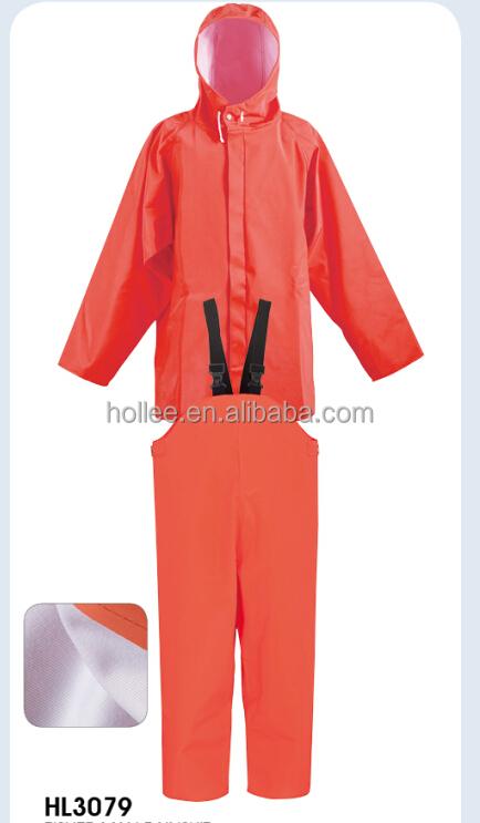 Fishing rain gear durable fishing rubber rain suits buy for Fishing rain suits