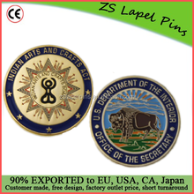 Free artwork design custom Indian Arts and Crafts Act Collector's Coin