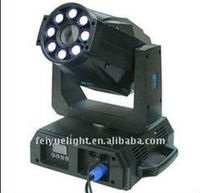 60W Luminus LED Spot Moving Head with 8 x 3w tricolor LED /edison professional dj equipment