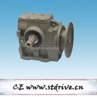 STdrive Brand S series helical worm used Marine gearbox