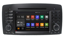 Dual Core Android 4.4 Car DVD GPS for Mercedes R Class W251 R280 R300 R320 R350 R500 with Radio TV BT SD USB 3G WIFI