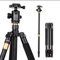 Q999 Professional aluminum camera tripod, digital and slr camera tripod factory direct