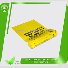 Colorful printing plastic zipper bags with clear window