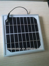 hot sale in india cheap 5 watt poly mini solar panel