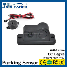 Auto parking lot sensor 2 in 1 radar detector for safety