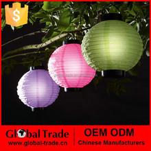Solar Light Christmas Light Solar Power Chinese Lantern Garden Festive lanterns G0044