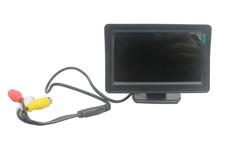 4.3 inch 5 inch TFT LCD Car Monitor / 4.3 LCD Monitor