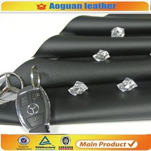 good quality hot selling high classic pvc leather for sofa and car leather T6589