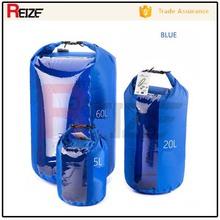 Fatory directly PVC tarpaulin waterproof ocean pack dry bag