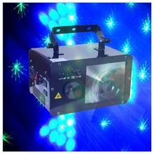 LED magic effect light show laser light