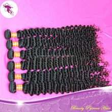 timely delivery crown explosion models stunning raw deep wave peruvian human hair