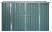 6ftx4ft Small Lean to Shed Utility Shed Green Prefab Backyard Shed