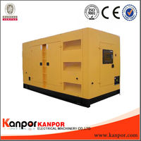 good choice!KANPOR With Cummins 24kw/30kva electric best fuel efficient diesel generator with CE,BV,ISO9001