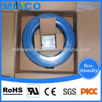 Roof and gutter snow defrost heating cable flexible electric cable melting snow