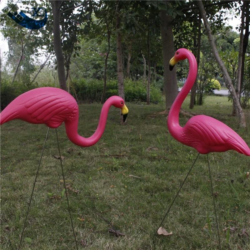 Как сделать розового фламинго 698