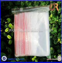 eco friendly custom plastic poly zip lock bag wholesale