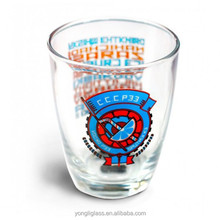New arrival hight quality medoff Glass Drinkware Type /Shot Glass Glass Type /Shot Glasses