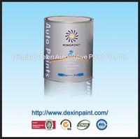 China manufacture epoxy car paint
