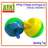 2015 Promotion cheap toy plastic mini spinning toy