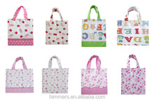 Cotton Bag,Follower/Fruit Print Cotton and Linen Bag,Bags with Full Printing