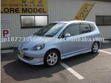 2002 Used HONDA FIT W Compact RHD japanese used car 81,000km