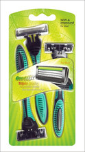 comfortable blades razor