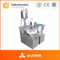 SGX-1 Cyanoacrylate Adhesives Filling and Capping Machine,adhesive filling machine,adhesive sealing machine