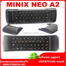 MINIX NEO A2 2.4GHz Wireless Air Mouse Fly Air Mouse Remote Control for Android Smart TV Box Computer Laptop