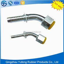 hydraulic hose fittings, fuel hose fitting, mini hose fitting 25mm