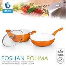 China Manufacturer alumium large industrial cooking pot sauce pot for sale