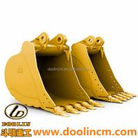 High Quality Wear-resistance Standard Heavy Duty Rock Excavator Bucket Size