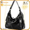 Large capacity Online shop alibaba china wholesale fashion brand women bags genuine leather vintage shoulder bags
