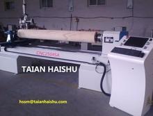 Automático torno de madera CNC2504SA con torno herramientas y mini cortador de madera precio de la máquina