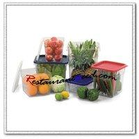 P221 Polycarbonate Square Food Storage Container
