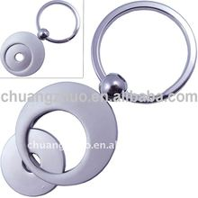 New Style Metal Detachable Keyring Coin