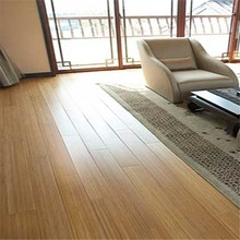Strong wear resistance solid bamboo flooring ,living room floor