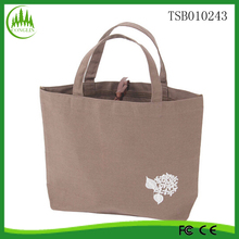 New product China supplier OEM heavy tote women promotional cotton bag