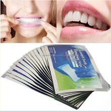 28 Teeth Tooth Whitening Strips Bleaching Kit Good As Leading Brand Whitestrips
