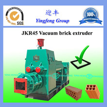 Worthy investment! Yingfeng JKR45 automatic brick making machine,automatic clay brick making machine with top quality