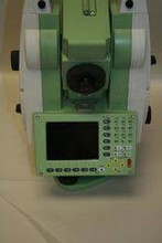 100% Original Leica Tcrp 1205+ R1000 Calibrated Total Station 3970