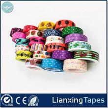 Washi tape decorative tapes